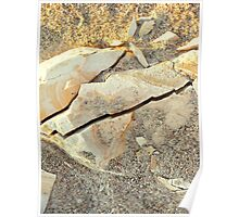 """""""California Shale"""" Poster"""