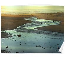 """Tidal Inlet"" Poster"
