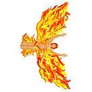 Mistress Flamebird by Marc Grossberg