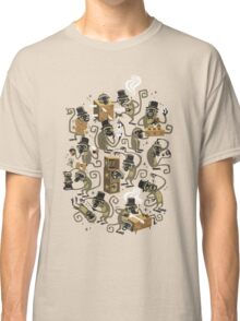 Monkey Magic (brown) Classic T-Shirt