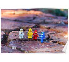 Exploration (#4) - Teamwork Poster