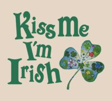 Kiss me I'm Irish by gretzky