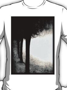 Twins in the Forest T-Shirt