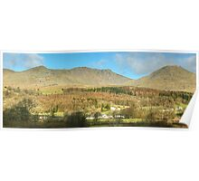 The Fells Above Torver Poster