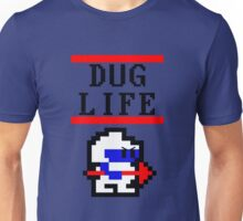 Dig Dug life Unisex T-Shirt