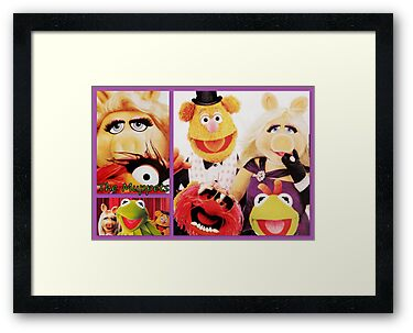 The Muppets by ©The Creative  Minds