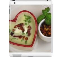 Heartful Warming iPad Case/Skin