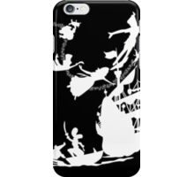 Peter White iPhone Case/Skin