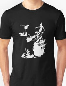 Peter White Unisex T-Shirt