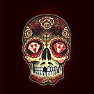 Sugar Skull by satansbrand