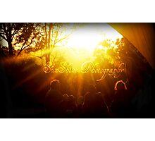 The Sound of SunShine Photographic Print