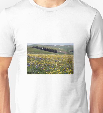 wyoming wildflowers T-Shirt