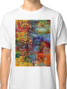 Where Healing Waters Flow Classic T-Shirt