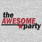 The Awesome Party by Roberto Castro Ruz
