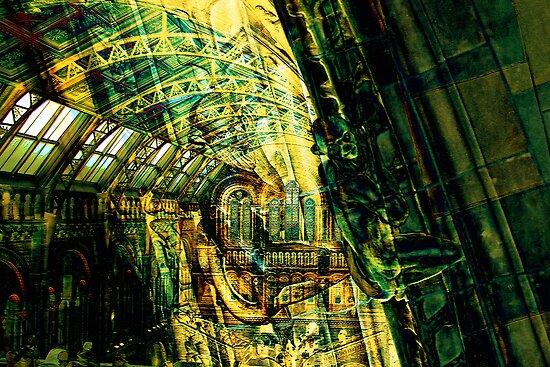 London X - Natural History Museum by Igor Shrayer