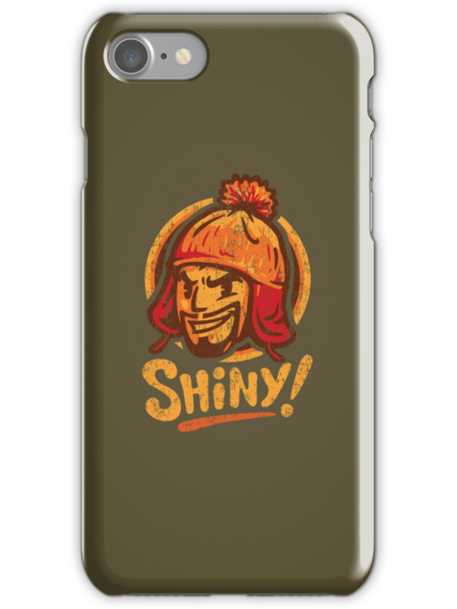 Shiny! - IPHONE CASE by WinterArtwork