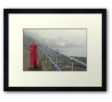 send your love Framed Print