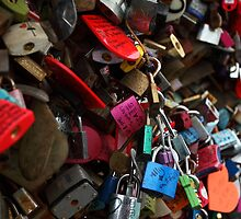 Lock in your love by Mark Bolton