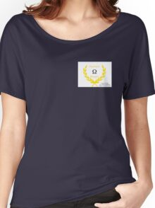 Olympus Designs FIRST ANNUAL Product LAUNCH!! Women's Relaxed Fit T-Shirt