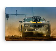 KILLA B Chevy Camaro Canvas Print