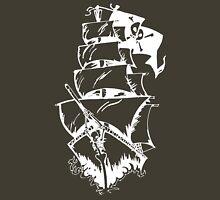 Pirate Ship Unisex T-Shirt
