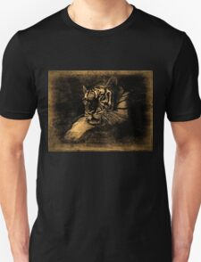 Tiger Vintage T-Shirt Unisex T-Shirt