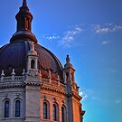 Dawn, St. Paul's Cathedral by Jeff Stubblefield