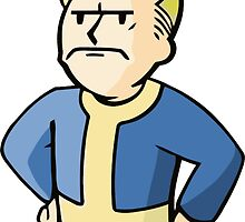 Fallout boy Special edition -  Fallout 4 by StevenUniverses