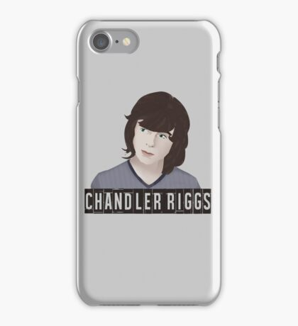 Chandler Riggs AKA Carl Grimes / The Walking Dead iPhone Case/Skin