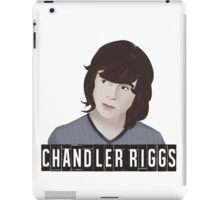 Chandler Riggs AKA Carl Grimes / The Walking Dead iPad Case/Skin