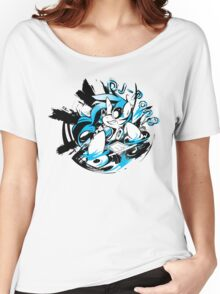 Dj-Pon3 Women's Relaxed Fit T-Shirt