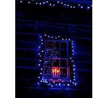 Festive lights Photographic Print