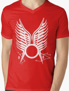 BSG Wedding Tatoo Complete Mens V-Neck T-Shirt