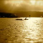 rowing to the sun by MMan