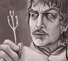 Vincent Price by Alexa Renee Smothers