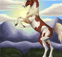 Mustang  by Kimberly mattia
