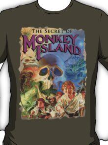 The Secret of Monkey Island T-Shirt