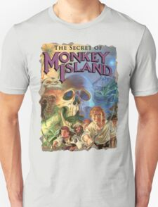 The Secret of Monkey Island T-Shirt