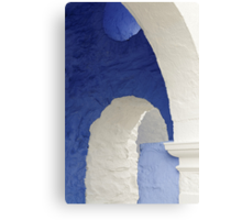Portmeirion Casino Arches Canvas Print