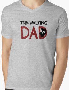 The Walking Dad / The Walking Dead Mens V-Neck T-Shirt