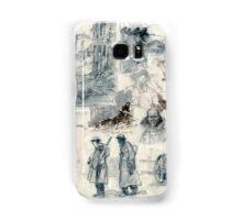 War drawings Samsung Galaxy Case/Skin