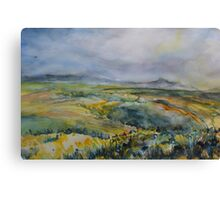 Ouberg, South Africa Canvas Print