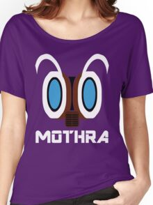 Mothra  Women's Relaxed Fit T-Shirt