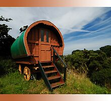 The Pavee ~ an Irish travelling caravan 1 by ragman