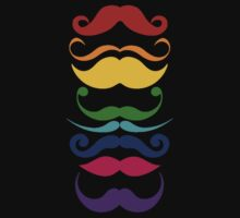 Moustaches by SlushyCheese