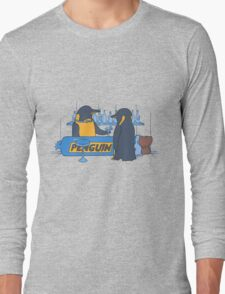 Penguin bar Long Sleeve T-Shirt