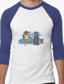 Penguin bar Men's Baseball ¾ T-Shirt