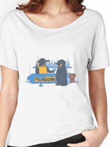 Penguin bar Women's Relaxed Fit T-Shirt