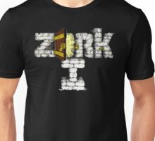 Zork 1 I Retro Style- DOS game fan shirt Unisex T-Shirt