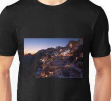 Santorini - Caldera - 5 Unisex T-Shirt
